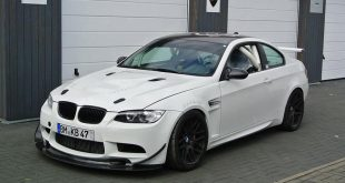 KBR Motorsport Widebody BMW E92 M3 V8 2 310x165 KBR Motorsport tunt den BMW E92 M3 V8