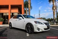 Lexus IS350 Vossen Wheels EricLi 5 1 190x127 Vossen Wheels CVT am Lexus IS350 by ModBargains