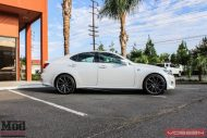 Lexus IS350 Vossen Wheels EricLi 5 2 190x127 Vossen Wheels CVT am Lexus IS350 by ModBargains