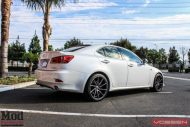 Lexus IS350 Vossen Wheels EricLi 5 3 190x127 Vossen Wheels CVT am Lexus IS350 by ModBargains
