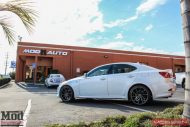Lexus IS350 Vossen Wheels EricLi 5 5 190x127 Vossen Wheels CVT am Lexus IS350 by ModBargains