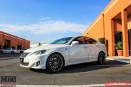Lexus IS350 Vossen Wheels EricLi 5 6 190x127 Vossen Wheels CVT am Lexus IS350 by ModBargains