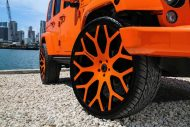MC Customs Jeep Wrangler tuning 3 190x127 Krass Orange & 26 Zoll Forgiato's   Jeep Wrangler by MC