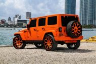 MC Customs Jeep Wrangler tuning 5 190x127 Krass Orange & 26 Zoll Forgiato's   Jeep Wrangler by MC