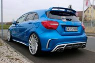 Mercedes A Klasse Extreme Customs Germany Vossen VLE1 Tuning 2 190x127 Mercedes A Klasse vom Tuner Extreme Customs