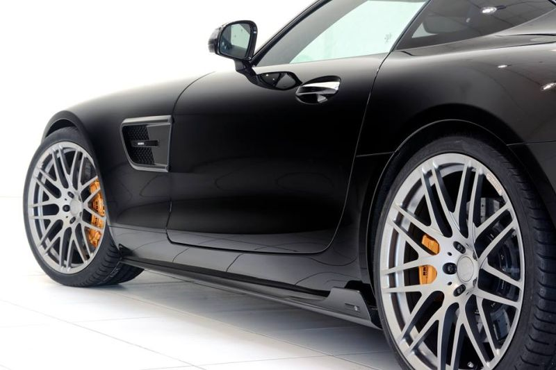 Mercedes-AMG GT S 600PS Brabus Chiptuning 12