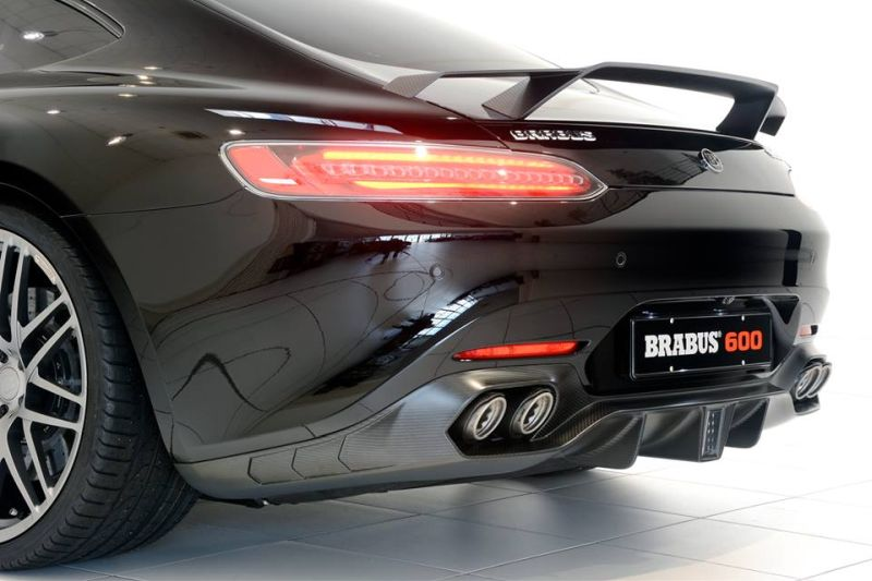 Mercedes-AMG GT S 600PS Brabus Chiptuning 14