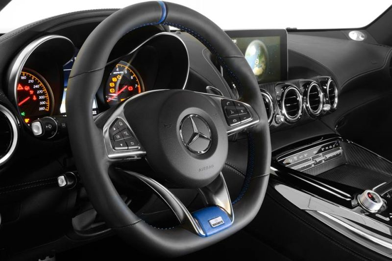 Mercedes-AMG GT S 600PS Brabus Chiptuning 17