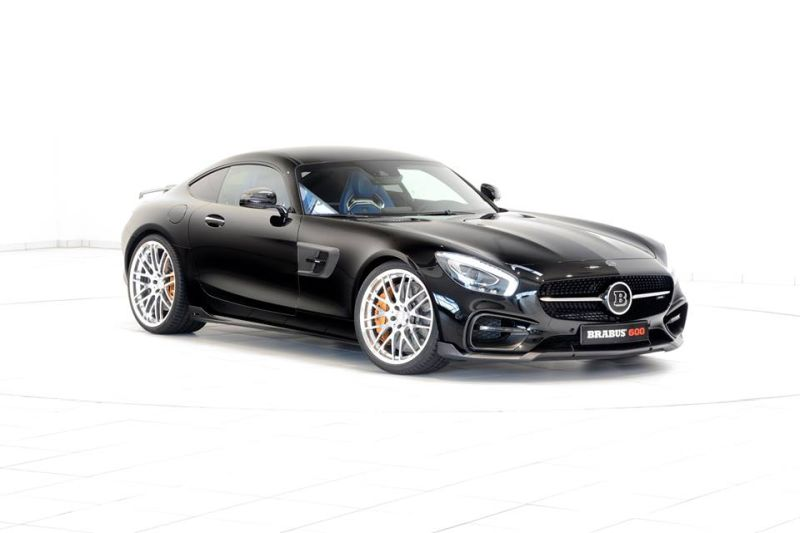 Mercedes-AMG GT S 600PS Brabus Chiptuning 2