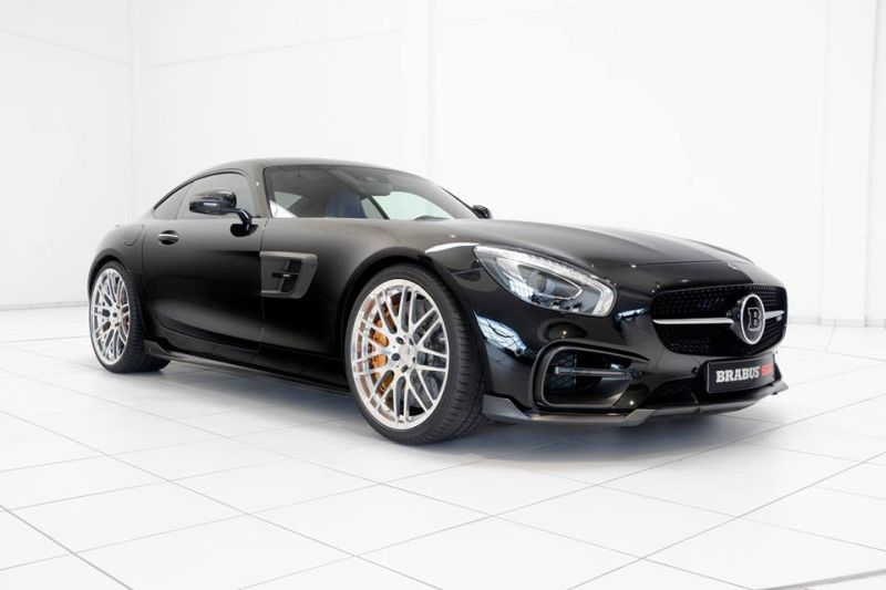 Mercedes-AMG GT S 600PS Brabus Chiptuning 3