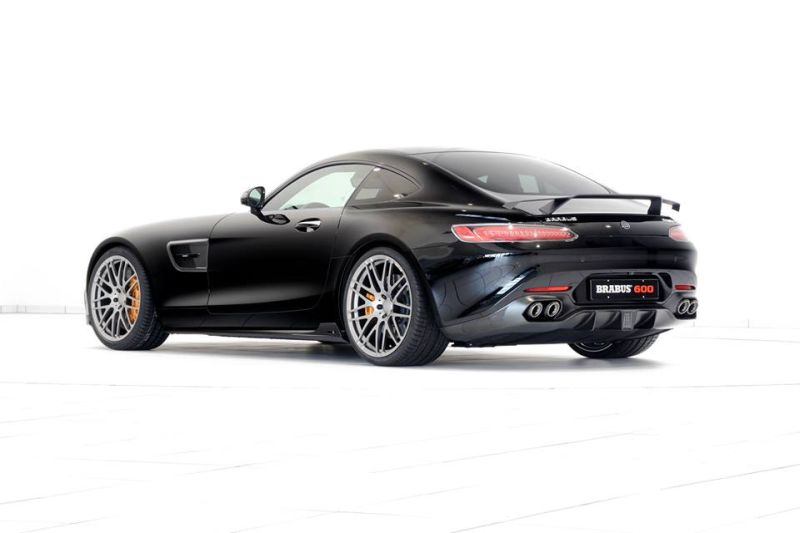 Mercedes-AMG GT S 600PS Brabus Chiptuning 5