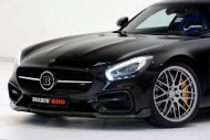 Mercedes AMG GT S 600PS Brabus Chiptuning 7 190x127 Mercedes AMG GT S mit 600PS Dank Tuner Brabus