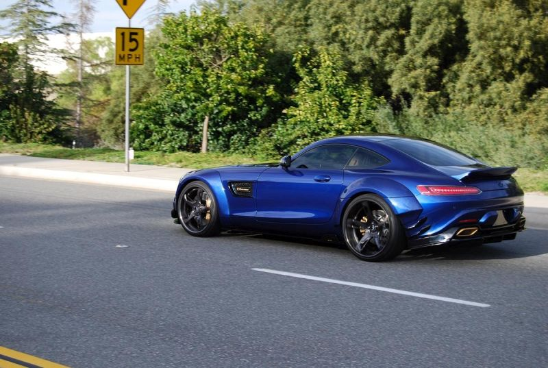 Mercedes Benz AMG GT S Prior Design PD800GT (48)