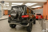 Mercedes G63 AMG Ares X Raid tuning 2 190x127 Vision   ARES Performance Mercedes G63 AMG Concept