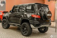 Mercedes G63 AMG Ares X Raid tuning 6 190x127 Vision   ARES Performance Mercedes G63 AMG Concept