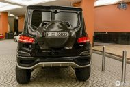 Mercedes G63 AMG Ares X Raid tuning 8 190x127 Vision   ARES Performance Mercedes G63 AMG Concept