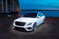 Mercedes S63 On ADV05 Track Function SL By ADV.1 Wheels 2 190x127 22 Zoll ADV.1 Wheels ADV05 am Mercedes S63 AMG