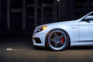 Mercedes S63 On ADV05 Track Function SL By ADV.1 Wheels 7 190x127 22 Zoll ADV.1 Wheels ADV05 am Mercedes S63 AMG