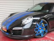 Office K Porsche 991 Turbo S tuning 1 190x143 Porsche 911 (991) Turbo S getunt von Office K