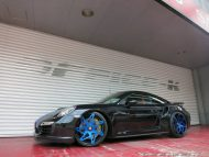 Office K Porsche 991 Turbo S tuning 3 190x143 Porsche 911 (991) Turbo S getunt von Office K
