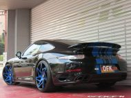 Office K Porsche 991 Turbo S tuning 5 190x143 Porsche 911 (991) Turbo S getunt von Office K