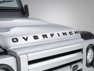 Overfinch Land Rover Defender 40th 3 190x143 Land Rover Defender 40th Anniversary von Overfinch