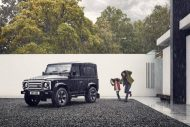 Overfinch Land Rover Defender tuning car 2 190x127 Land Rover Defender 40th Anniversary von Overfinch