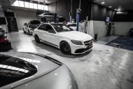 PP Performance 8 tuning 9 190x127 PP Performance   Mercedes Benz C63 AMG mit 613PS & 769NM
