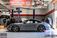 Porsche 997 Carrera on BC Coilovers 2 190x127 Porsche 997 Carrera   Tuning by ModBargains