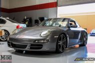 Porsche 997 Carrera on BC Coilovers 3 190x127 Porsche 997 Carrera   Tuning by ModBargains
