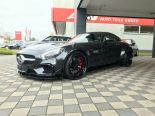 Prior Design AMG GT PD800GT Mercedes Tuning schwarz 4 155x116 prior design amg gt pd800gt mercedes tuning schwarz 4