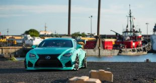 Rocket Bunny Lexus RC F Vossen Forged Precision Series VPS 310 Import 6 310x165 Lexus RC F with Rocket Bunny Bodykit and Vossen VPS 310