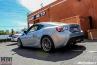 Scion FR S 10series Wedsport TC105N tamson 1 190x127 SCION FR S mit WEDSPORT TC105N Alufelgen