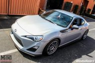 Scion FR S 10series Wedsport TC105N tamson 3 190x127 SCION FR S mit WEDSPORT TC105N Alufelgen