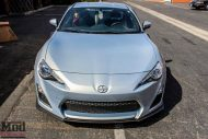 Scion FR S 10series Wedsport TC105N tamson 6 190x127 SCION FR S mit WEDSPORT TC105N Alufelgen
