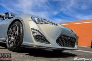 Scion FR S 10series Wedsport TC105N tamson 8 190x127 SCION FR S mit WEDSPORT TC105N Alufelgen