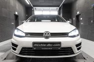 VW Golf 7 R 2.0 TSI Chiptuning mbDesign KV1 Tuning 13 190x127 VW Golf 7 R 2.0 TSI mit 392PS & 472NM by Mcchip DKR