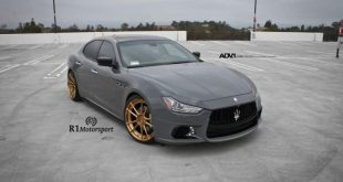 Wald Maserati Ghibl R1 tuning 2 310x165 Teamarbeit   Maserati Ghibli by R1 Motorsport & Wald Internationale