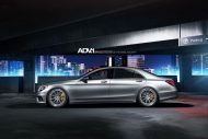 adv1 10 1 190x127 Video: ADV.1 Felgen am Renntech Mercedes S63 AMG