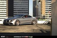 adv1 wheels mercedes benz s63 amg coupe adv5stscs 22 5 190x127 Renntech Mercedes Benz S63 AMG Coupe auf 22 Zoll ADV.1 Wheels