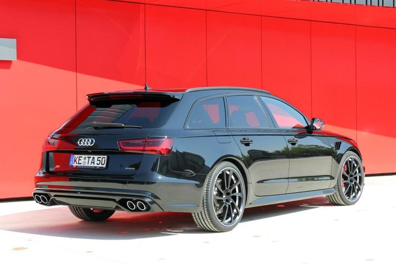 audi a6 facelift tuned by abt sportsline photo 1 Facelift Audi A6 C7 mit 410PS & 520NM by ABT