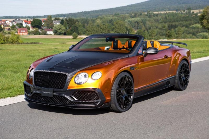bentley continental gtc by mansory tuning 1 Mansory Design Bentley Continental GTC Tuning
