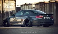 bmw m3 libtery walk lb performance title 3 190x114 BMW E92 M3 mit Liberty Walk Bodykit & Rotiform's