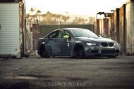 bmw m3 libtery walk lb performance title 7 190x127 BMW E92 M3 mit Liberty Walk Bodykit & Rotiform's
