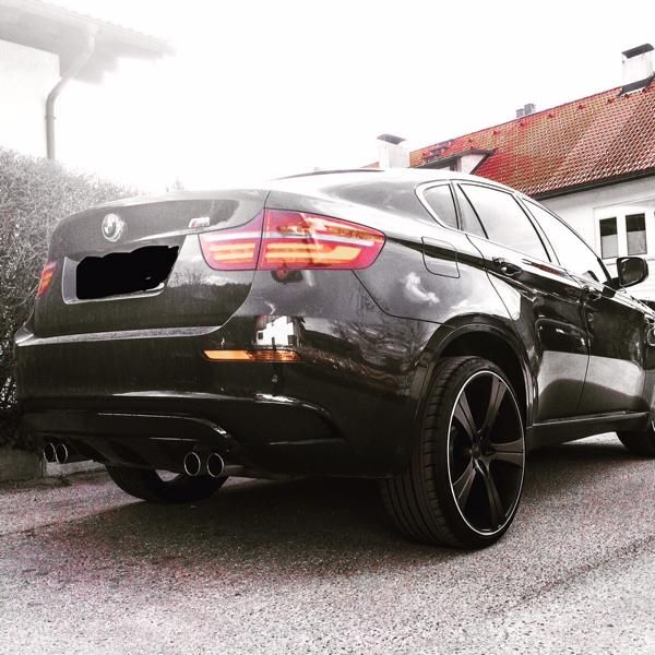 bmw x6 g power new 3 670 PS BMW X6 M E71   Tuning by G Power