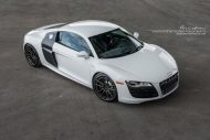 brixton audi r8 tuning brixton 2 190x127 Brixton Forged Wheels M53 am Audi R8 in Weiß