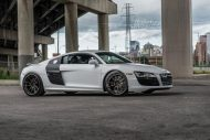 brixton audi r8 tuning brixton 4 190x127 Brixton Forged Wheels M53 am Audi R8 in Weiß