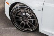 brixton audi r8 tuning brixton 5 190x127 Brixton Forged Wheels M53 am Audi R8 in Weiß