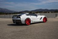corvette z06 forgiato tuning 4 190x127 800 PS Chevrolet Corvette C7 mit 21 Zoll Forgiato's