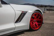 corvette z06 forgiato tuning 6 190x127 800 PS Chevrolet Corvette C7 mit 21 Zoll Forgiato's